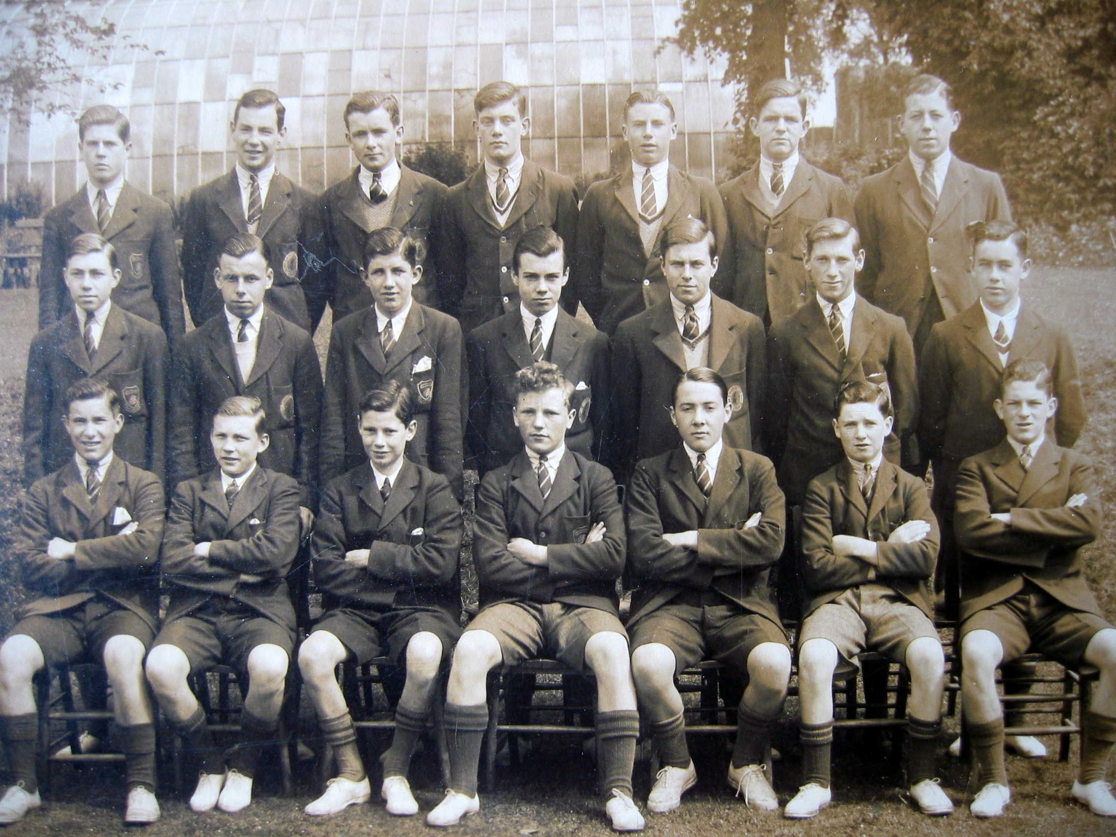 1935_Keil_School_1935_third_year_Murdo_MacLeod_Duncan